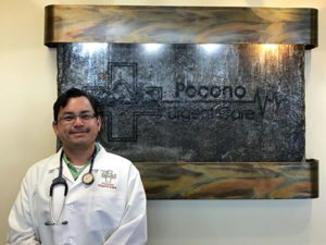 Jean Paul Romes, Urgent Care Provider, Stroudsburg, PA