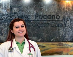Kristina Mazur | Physician at Pocono Urgent Care